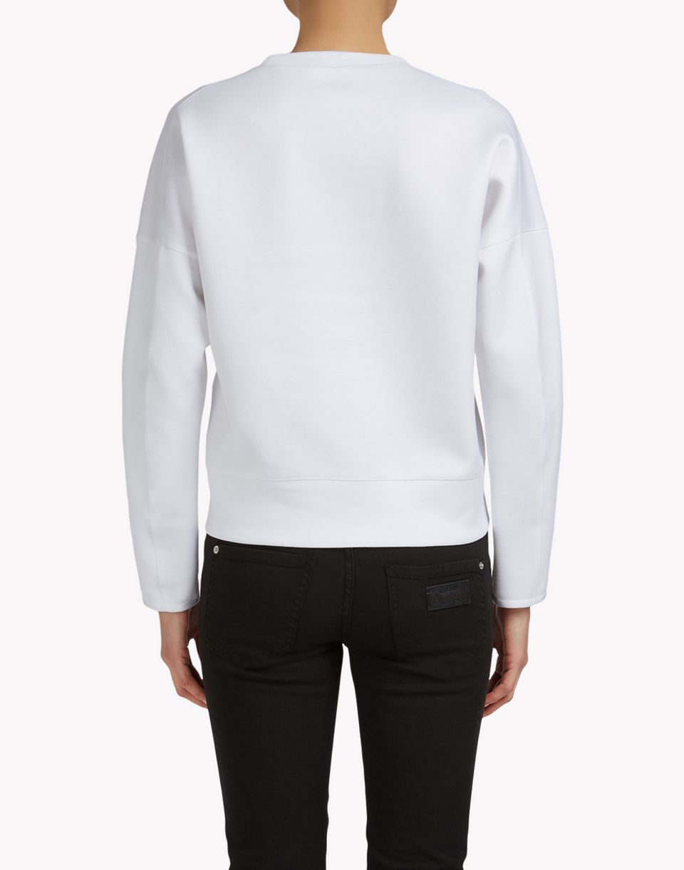 jersey sweatshirt tops & tees Woman Dsquared2