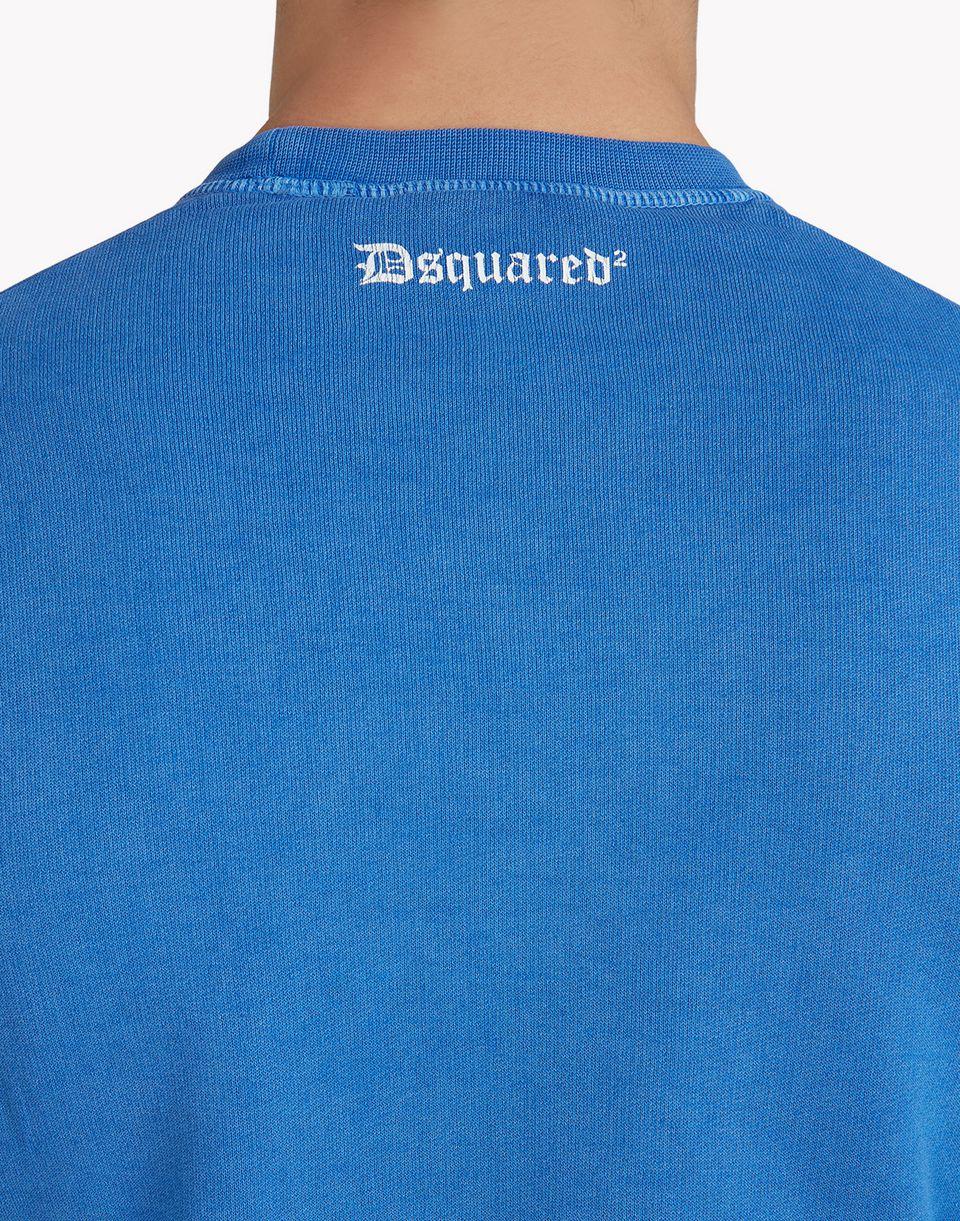 caten twins sweatshirt top wear Man Dsquared2