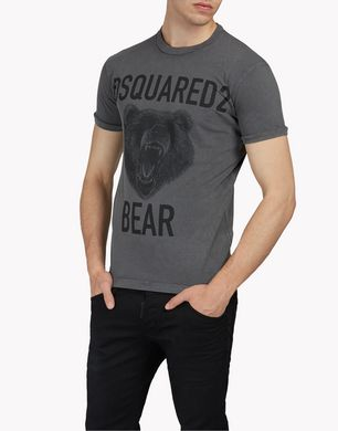 DSQUARED2 Short sleeve t-shirt U S74GD0289S20694816 f