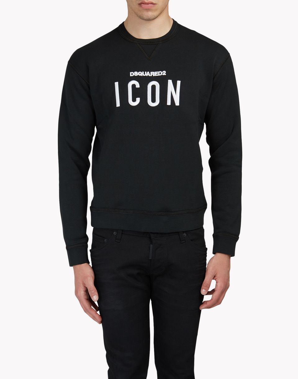 icon sweatshirt tops & tees Man Dsquared2