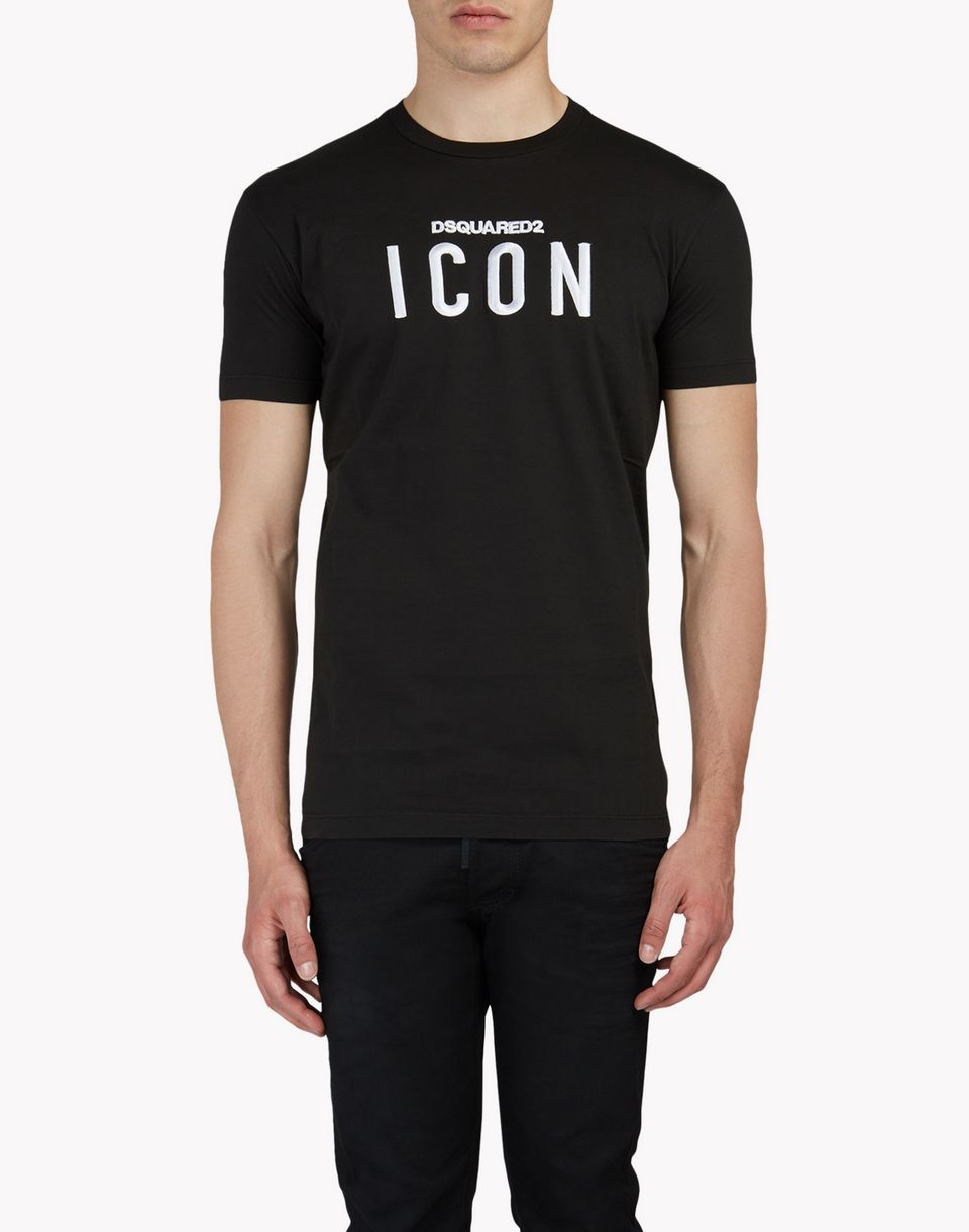 icon t-shirt tops & tanktops Herren Dsquared2