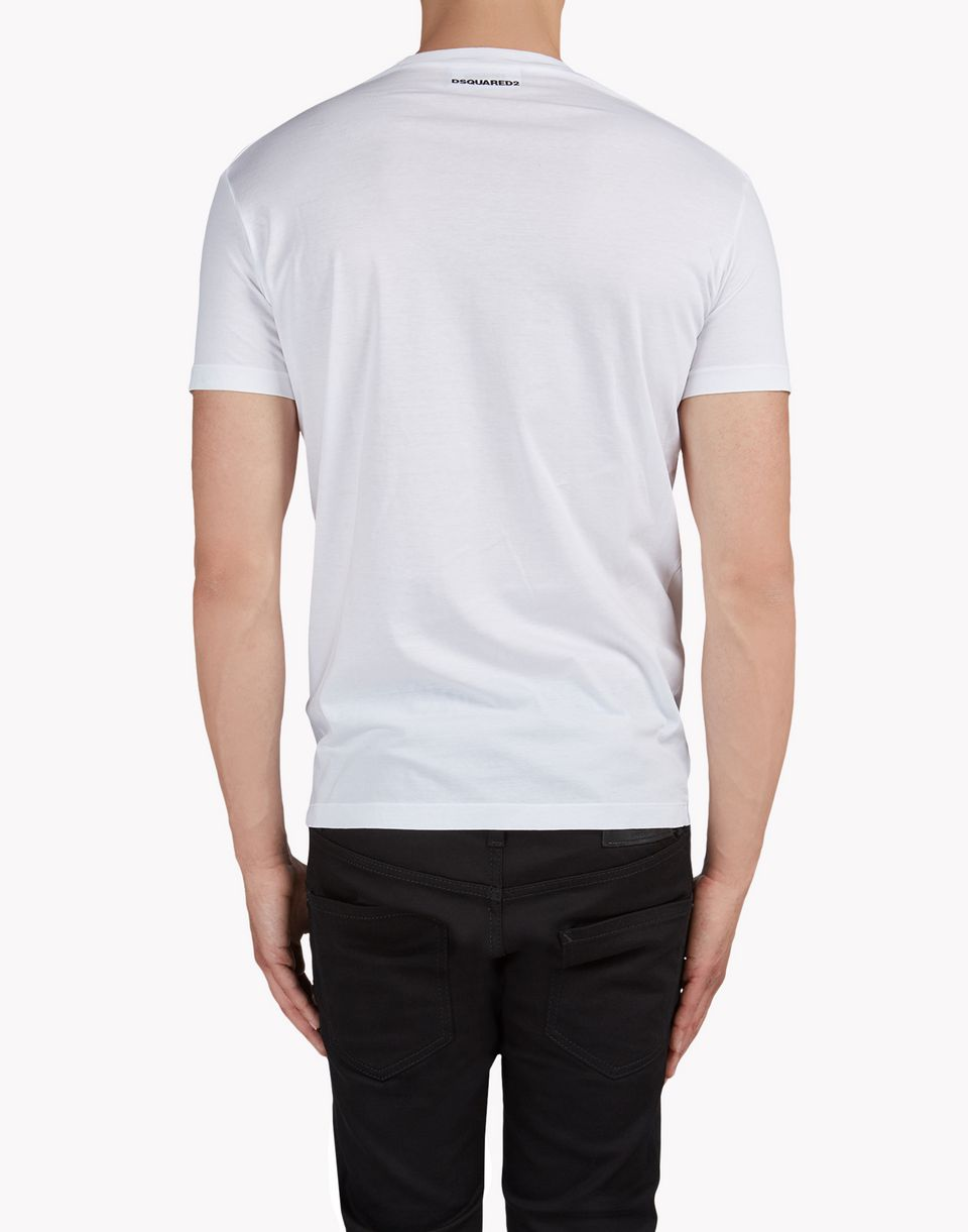 dsq2 boxing t-shirt top wear Man Dsquared2