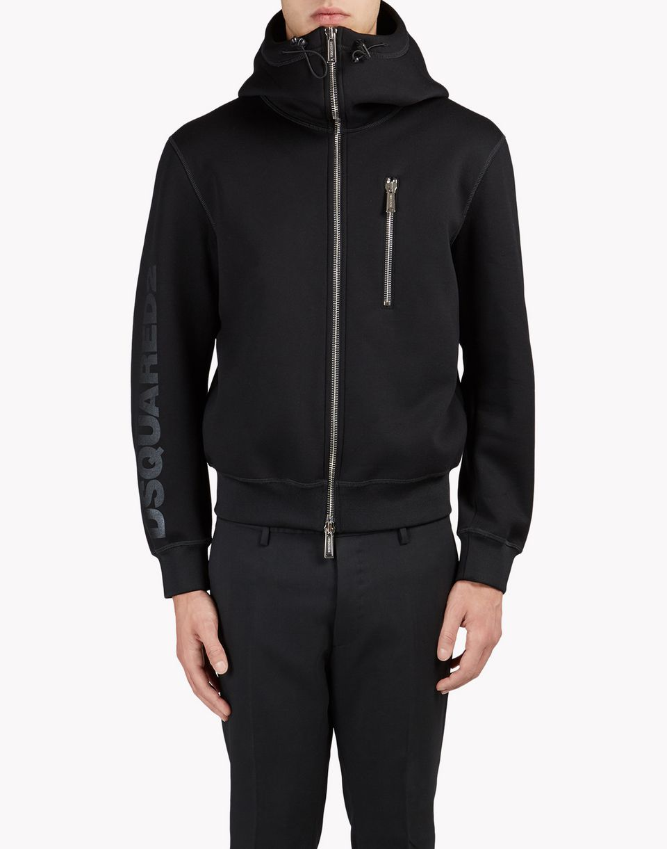 d2 hooded sweat jacket tops & tanktops Herren Dsquared2