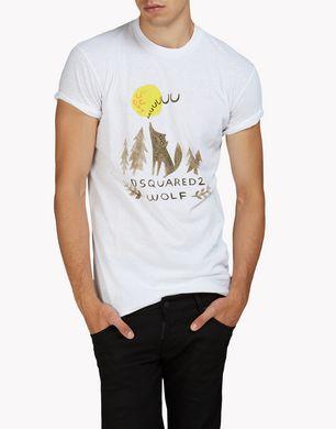 DSQUARED2 Kurzärmliges T-Shirt U S74GD0248S22507100 f
