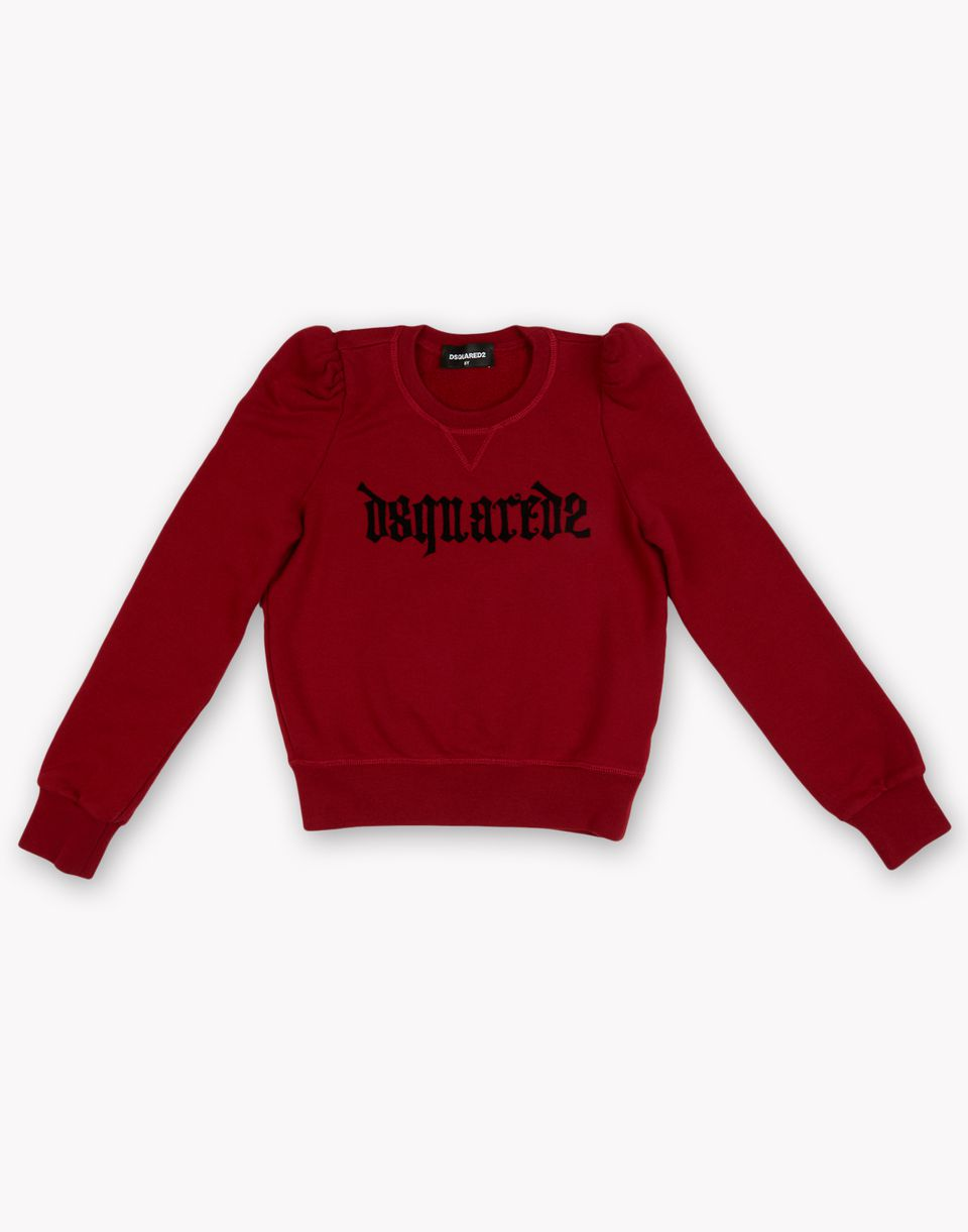 d2 sweatshirt tops & tees Woman Dsquared2