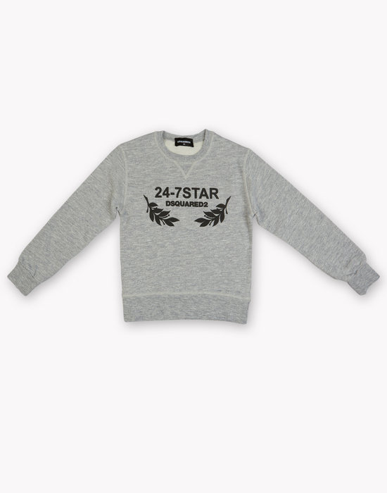 24-7 star sweatshirt tops & tanktops Herren Dsquared2