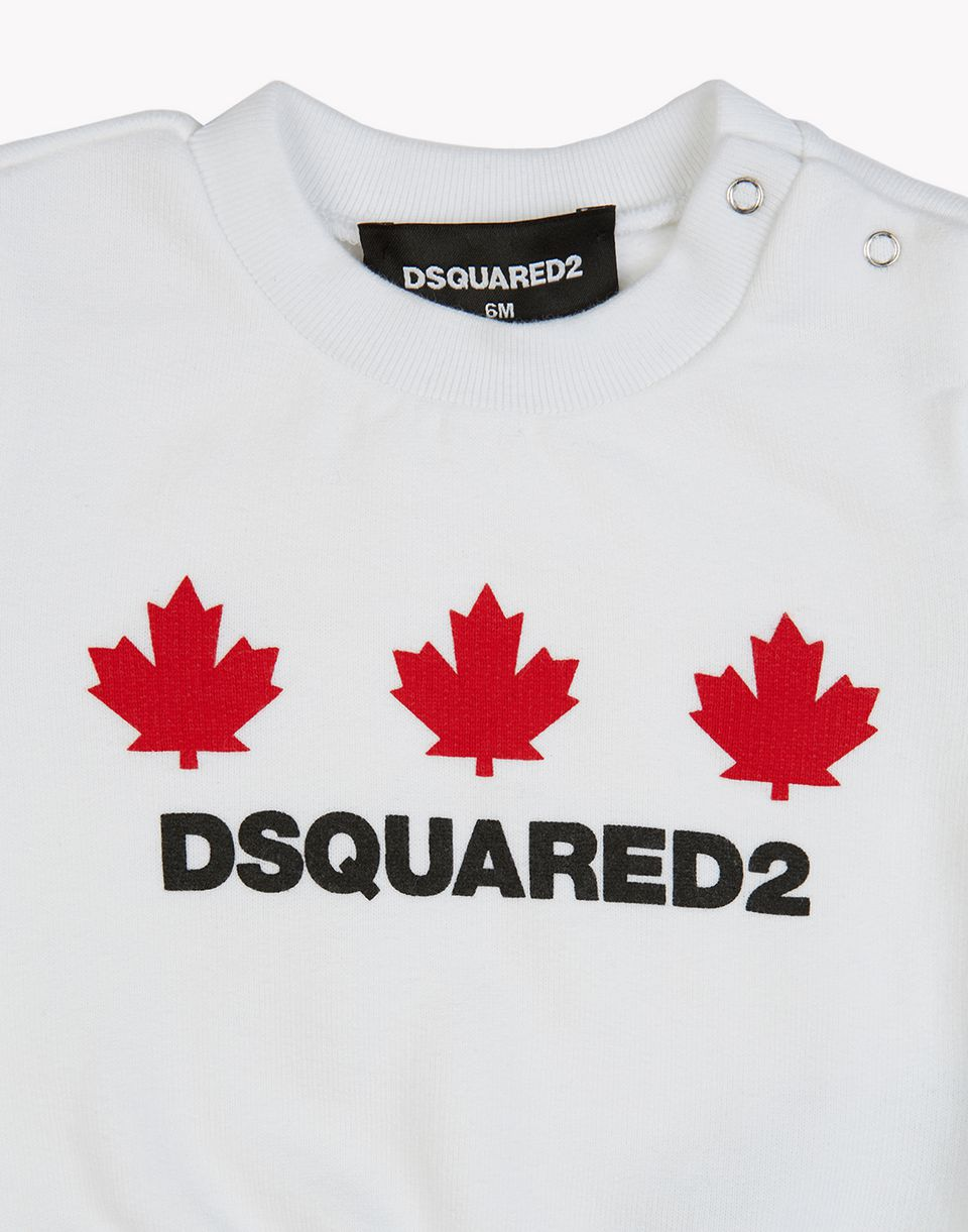 maple leaf sweatshirt tops & tanktops Damen Dsquared2
