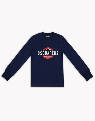 DSQUARED2 Long sleeve t-shirt U DQ02KRD00MNDQ859 f