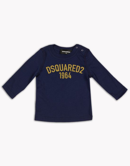 d2 long sleeve t-shirt top wear Man Dsquared2