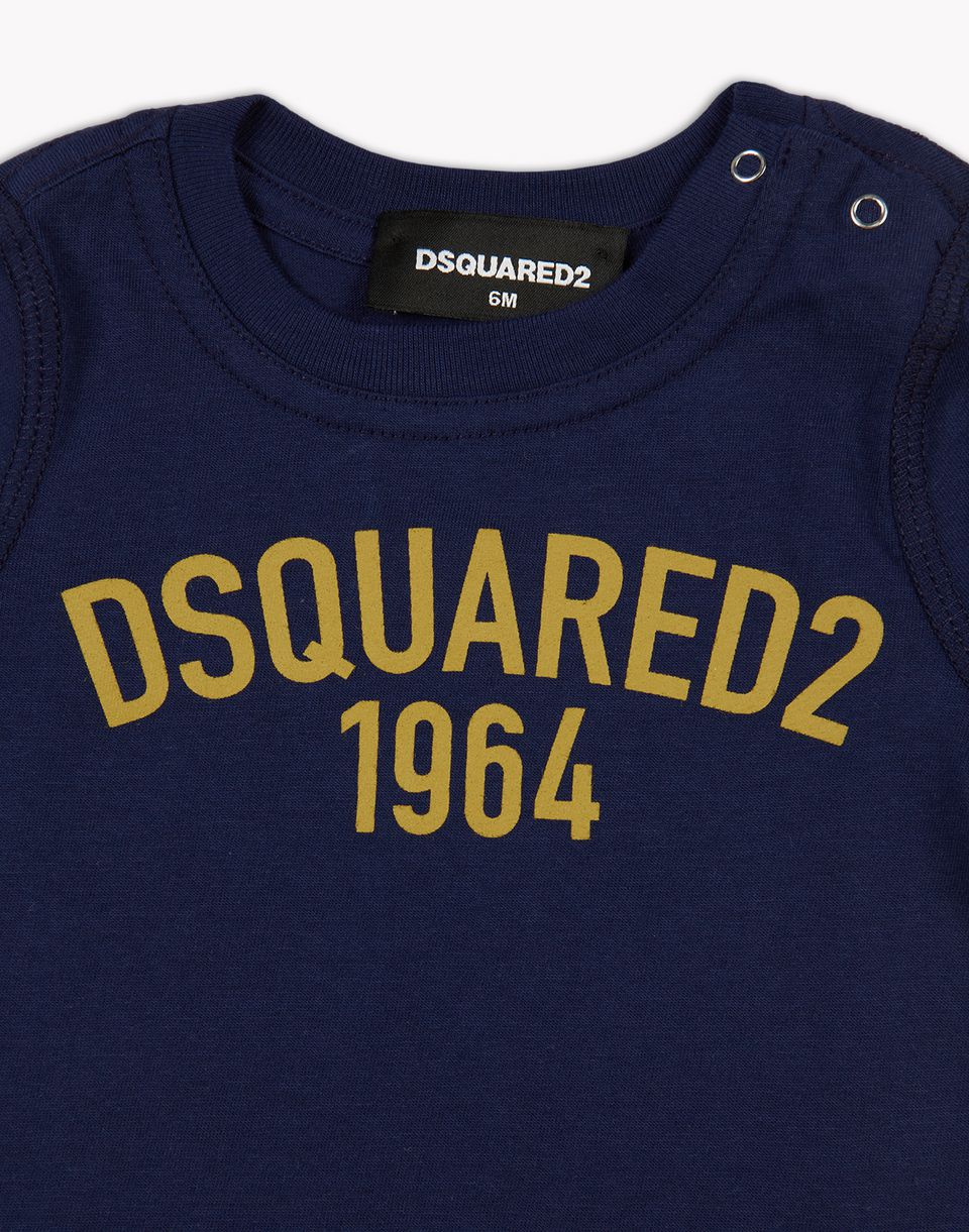 d2 long sleeve t-shirt tops & tees Man Dsquared2