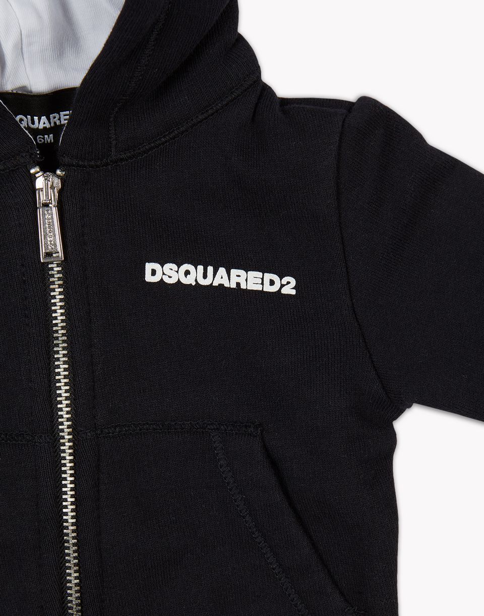 d2 hodded sweatshirt tops & tees Man Dsquared2
