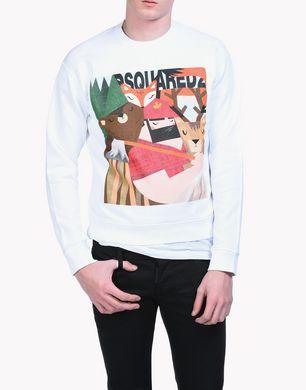DSQUARED2 Sweatshirt U S71GU0181S25030100 f