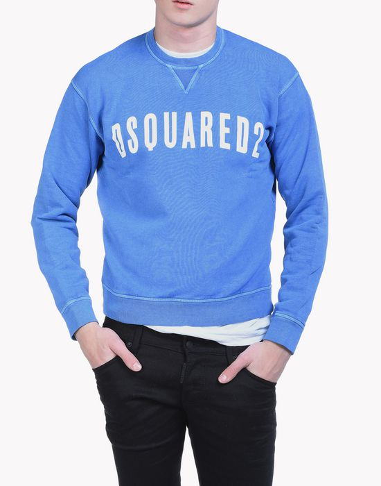d2 sweatshirt top wear Man Dsquared2