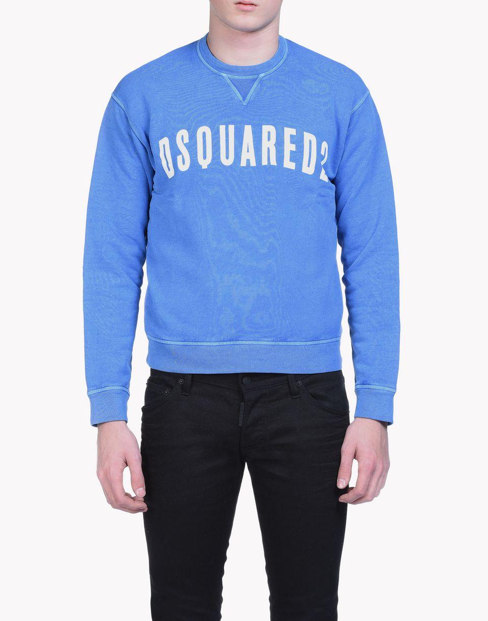 d2 sweatshirt top wear Man Dsquared2