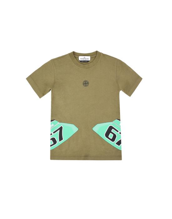 Short sleeve t-shirt 21056 STONE ISLAND JUNIOR - 0