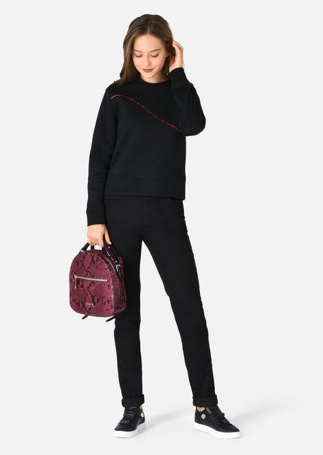 Sweatshirts: Sweatshirts Women by Armani - 1