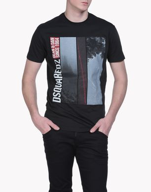 DSQUARED2 Kurzärmliges T-Shirt U S71GD0550S22427900 f