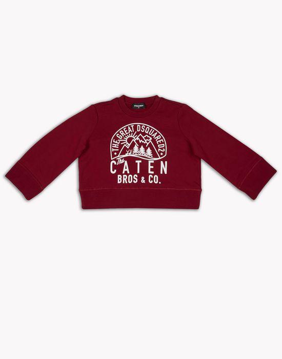 caten sweatshirt top wear Woman Dsquared2