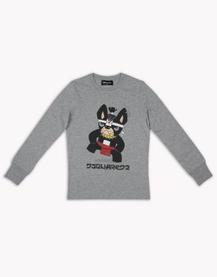 DSQUARED2 Long sleeve t-shirt U DQ020YD00NRDQ911 f