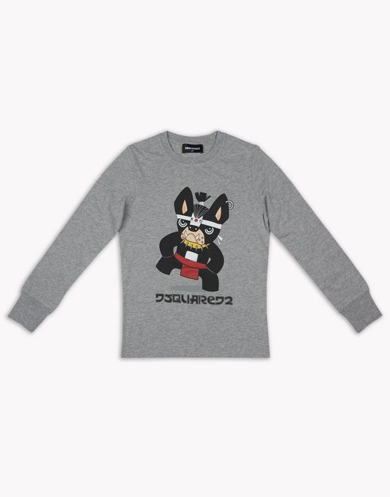 d2 ciro sweatshirt top wear Man Dsquared2