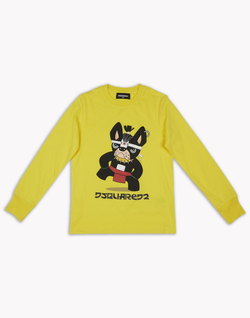 d2 ciro sweatshirt tops & tees Man Dsquared2