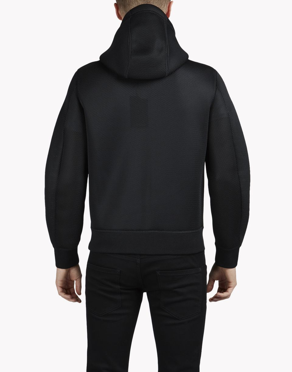 d2 technical ski hooded sweat jacket tops & tees Man Dsquared2
