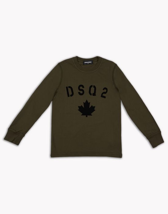 dsq2 long-sleeve t-shirt tops & tanktops Herren Dsquared2