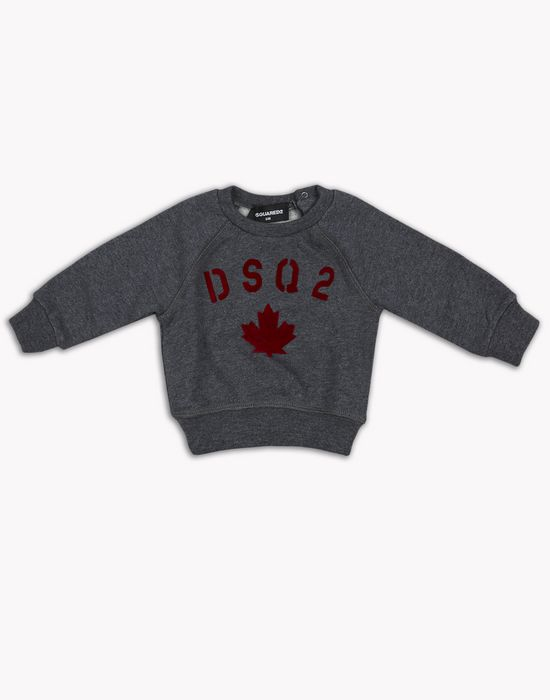 dsq sweatshirt top wear Man Dsquared2
