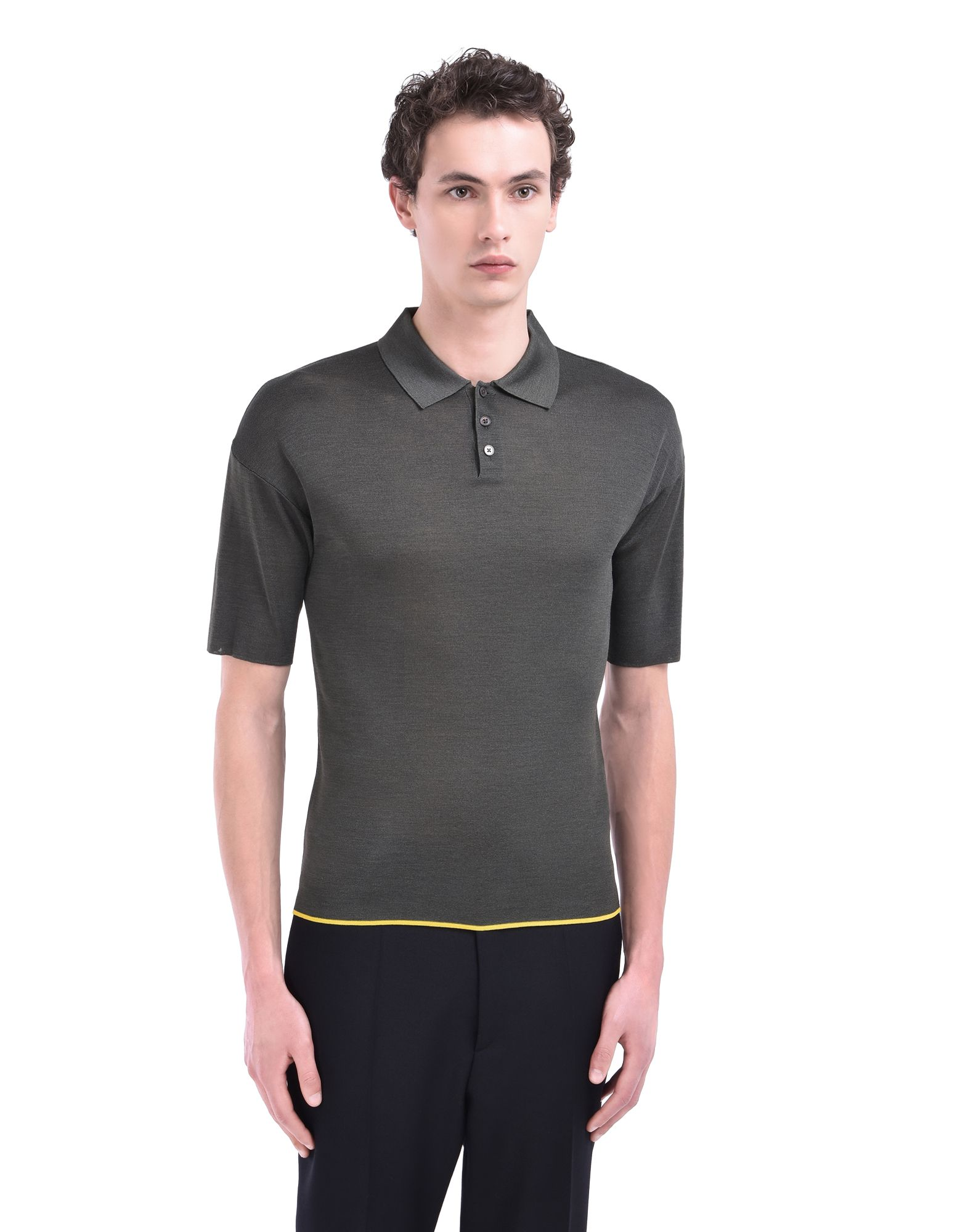Polo shirt - JIL SANDER Online Store