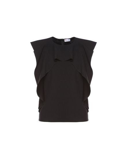 REDValentino Top Woman PR3AE0I00F1 0NO a
