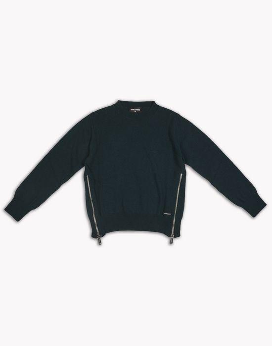 zip sweater tops & tees Man Dsquared2