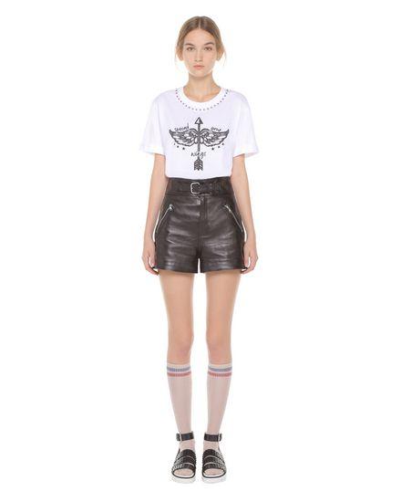 REDValentino T-Shirt Woman PR3MG09C3SB 0BO  f