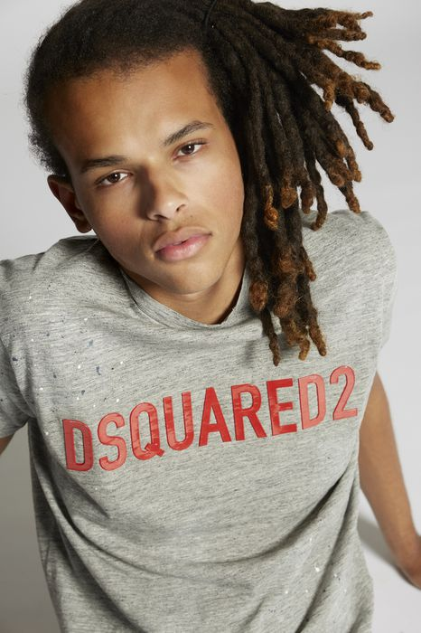 dsquared2 t-shirt tops & tanktops Herren Dsquared2