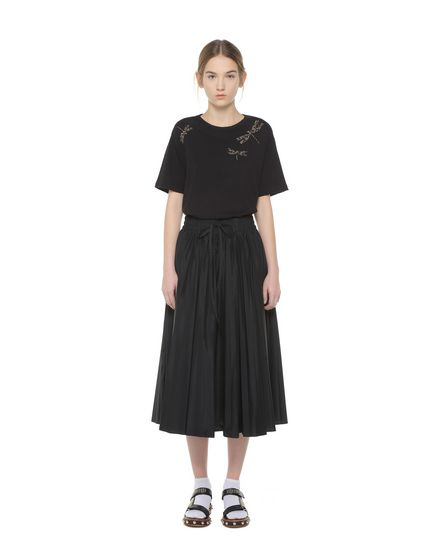 REDValentino T-Shirt Woman PR3MG08C3J3 0NO f
