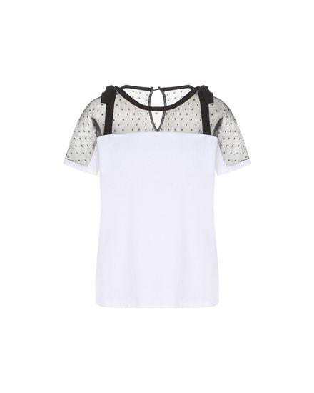 REDValentino T-Shirt Woman PR3MG07Z3J0 0BO a