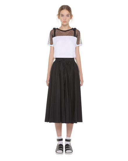 REDValentino T-Shirt Woman PR3MG07Z3J0 0BO f