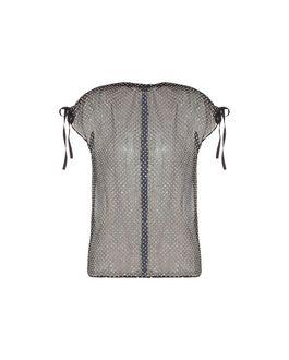 REDValentino Knit top Woman PR0KC1703QU 0NO a