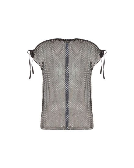 REDValentino Top Woman PR3AE0J53FY 0NO a