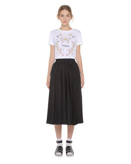REDValentino T-Shirt Woman PR3MG08F3J6 0BO f