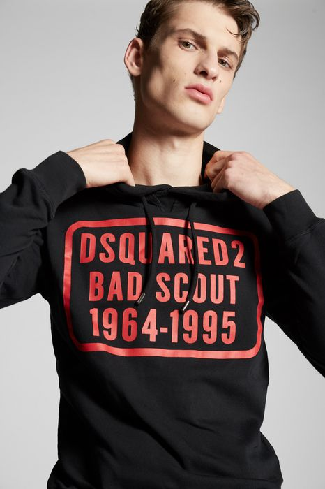 bad scout sweatshirt tops & tees Man Dsquared2