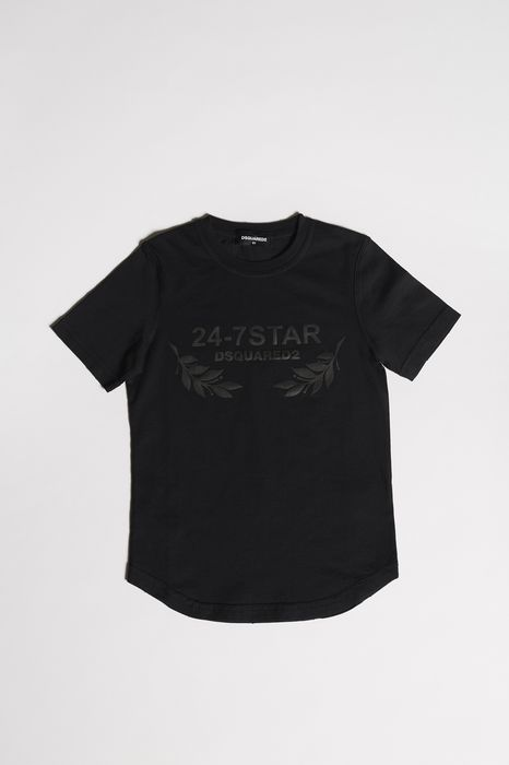 24-7 star t-shirt camisetas y tops Hombre Dsquared2