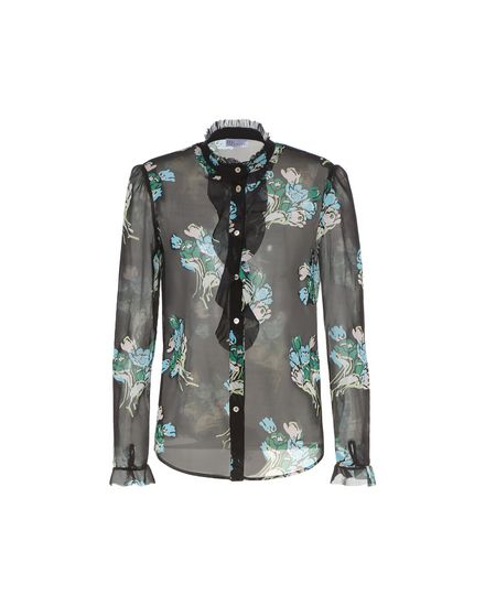 REDValentino Shirt Woman PR3AB1I73FB 0NO a