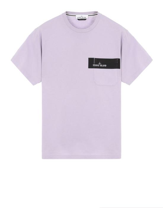 d3793f93da 24794 POCKET LOGO Short Sleeve t Shirt Stone Island Men - Official ...