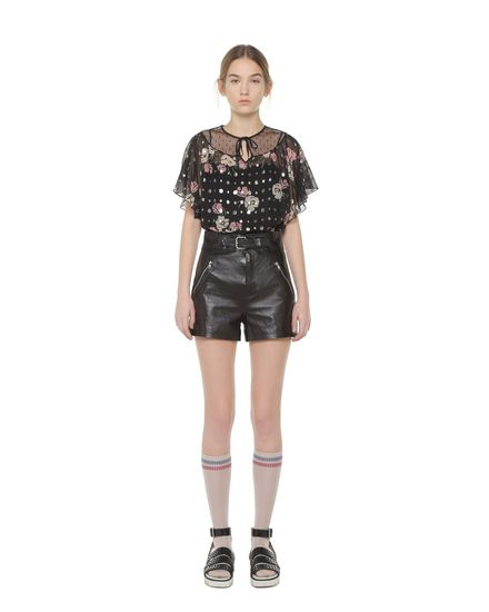 REDValentino Top Woman PR3AA0U03G0 0NO f