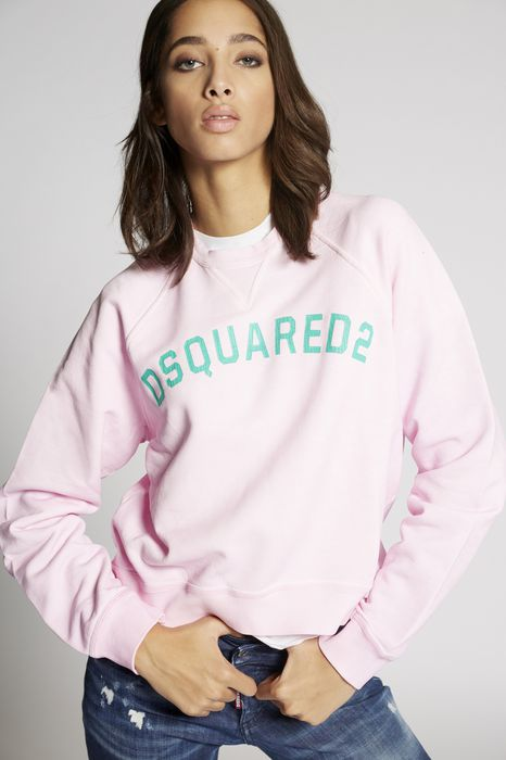 dsquared sweatshirt top wear Woman Dsquared2