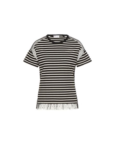 REDValentino T-Shirt Woman PR0MG08I3NN 0NS a