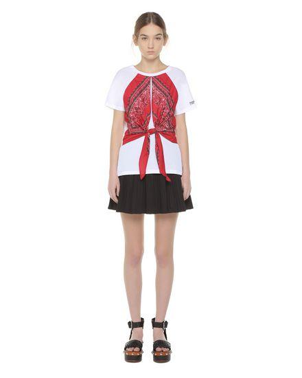 REDValentino T-Shirt Woman PR0MG08Z3QN BH9 f