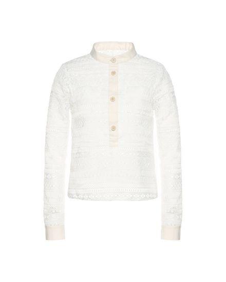 REDValentino Shirt Woman PR0AB1N03N6 001 a
