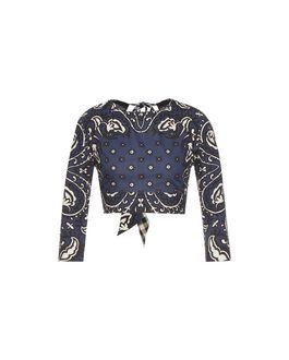 REDValentino Trousers Woman PR0RB1533NA AK8 a