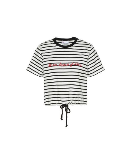 REDValentino T-Shirt Woman PR0MG08Y3PP 0AN a